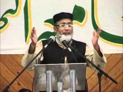 Amjad Hussain (2) Ahle Sunnat Europe Conference 2012 - Part 15
