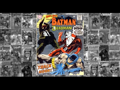 "Batman: Brave and the Bold # 79, (Neal Adams) ""Track of the Hook"""