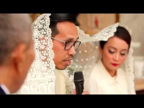 Doni & Sinta Wedding Clip - Bunga Rampai, Menteng - Jakarta 8 Mei 2016