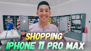 Gambar cover SHOPPING DUA IPHONE 11 PRO MAX!