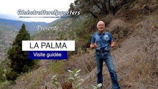 Guide de visite de l'île de La Palma au Canaries  k4 ultra HD