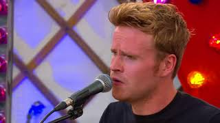 Kodaline Shed a Tear Isle of Wight Festival 2018 Backstage Acoustic Session