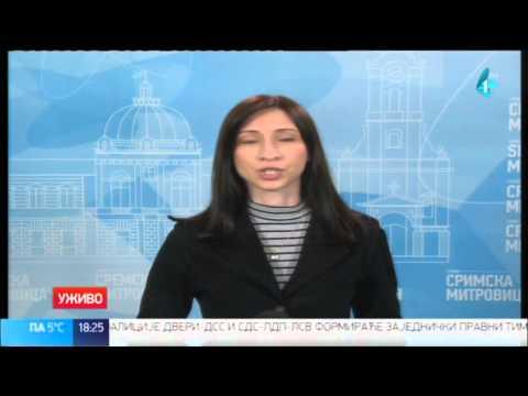 Sremska Mitrovica: SNS-u 35 mandata