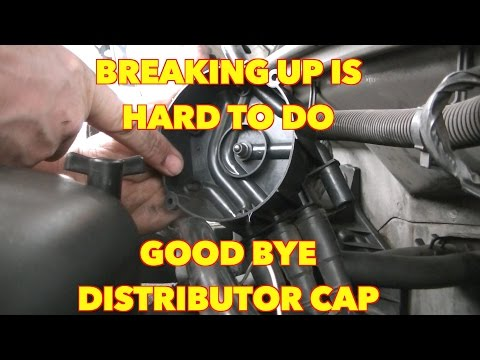 Chevy S10 4.3 NO START...FIXED!....Quick Distributor Cap Story. It will help you!