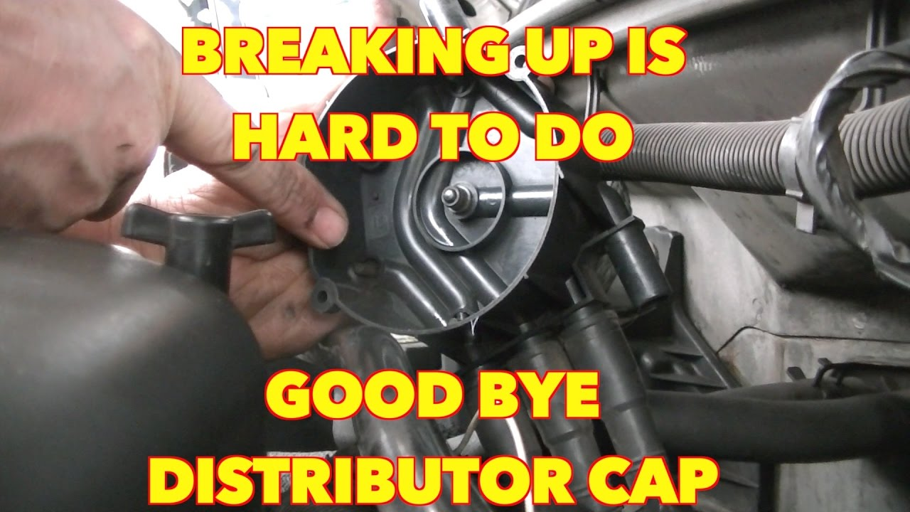 Chevy S10 4 3 No Start Xed Quick Distributor Cap