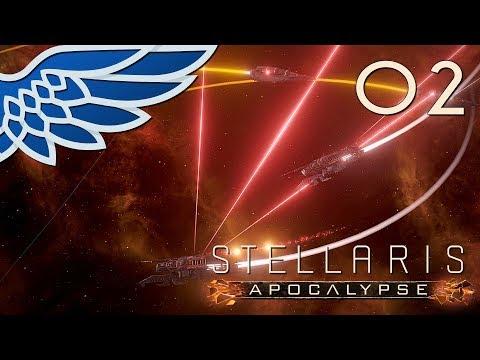 STELLARIS APOCALYPSE 2.0 | PIRATE ATTACK PART 2 - Let's Play / Gameplay