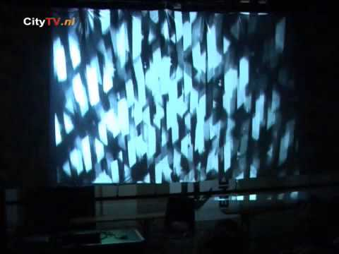 Live Cinema (3/3), Optical Machines, @ ArtspaceFlipside, 11 november 2008