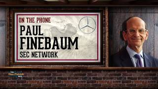 SEC Network's Paul Finebaum Talks DJ Durkin, Urban Meyer & More w/Dan Patrick | Full Interview