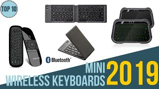 Wireless Mini Keyboard and Mouse for SMART TV Sharp LC-60LE751K BK HS