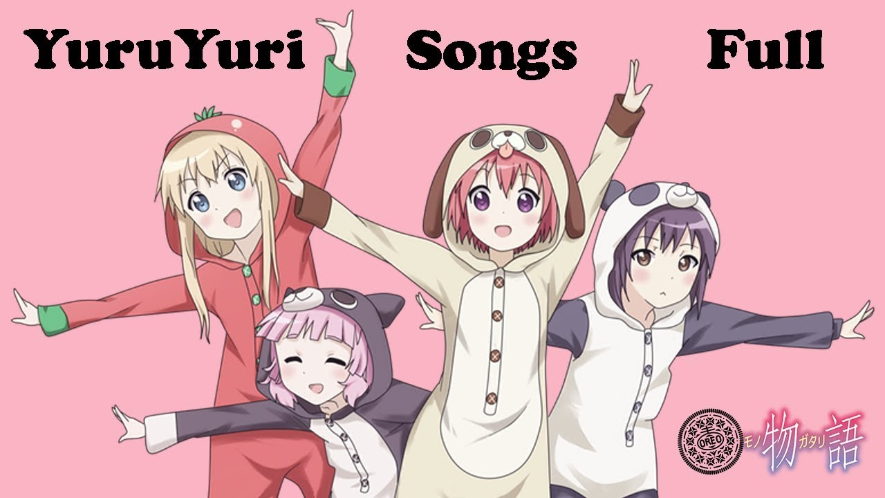 Yuru Yuri Opening Ending Songs Collection