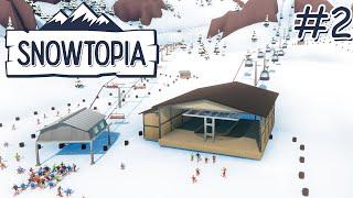 Расширяемся на еще один курорт Snowtopia 2