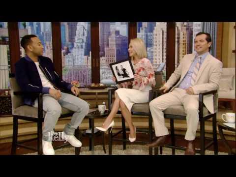 John Legend Talks About Baby Daughter Luna