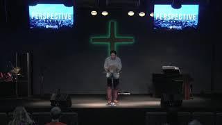 Journey Church - 9.13.20 - Perspective - Week 4