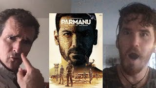 PARMANU: THE STORY OF POKHRAN Trailer REACTION!!   John Abraham