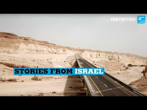 """#Reporters: In the Arava-Tamar agricultural centre, where Israel is """"making the Negev desert bloom"""""""