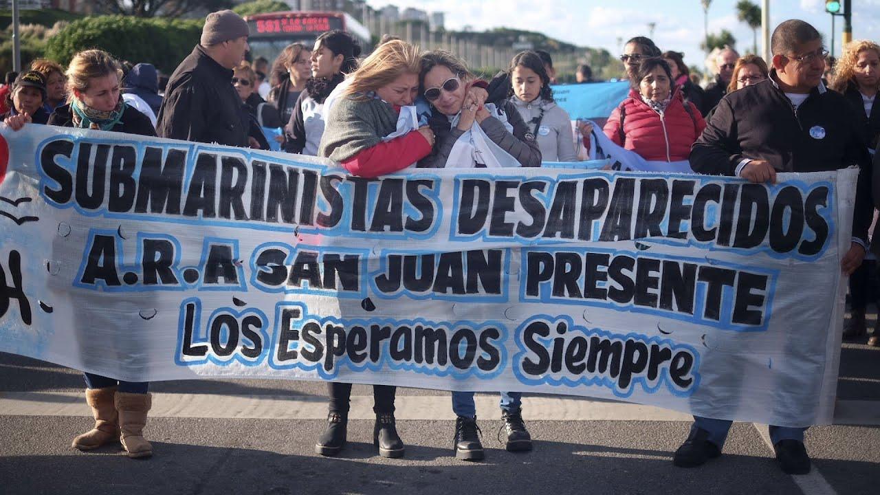 """ARA San Juan: Rossi y Caamaño señalaron que el espionaje a familiares """"fue un acto perverso"""""""