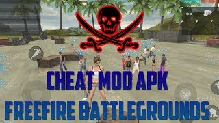 Jangan Dicoba AutoBanned!! Cheat Mod APK Free Fire Battlegrounds Indonesia HD
