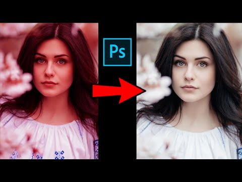 How To Adjustment Color Balance In Photoshop🔥🔥color Balance करना सिखें