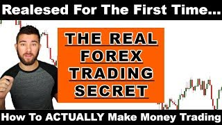STOP LOSING MONEY - How To Actually WIN Trading Forex