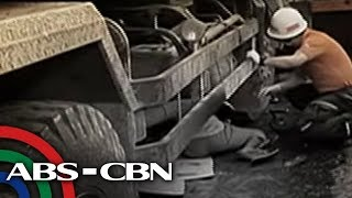 Video TV Patrol: Lalaki, patay nang maipit sa mga nagkarambolang truck download MP3, 3GP, MP4, WEBM, AVI, FLV April 2018