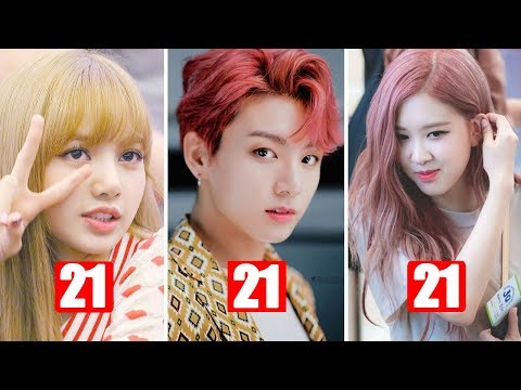 Blackpink Rose Vs BTS Jungkook Vs Blackpink Lisa Childhood/Transformation II Who Is Better ??