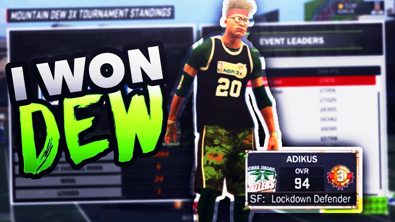 I Won The Mountain Dew 3X Tournament!! I Finally Got Unlimited Boost🔥