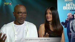 Interview Samuel L. Jackson und Salma Hayek zu Killers Bodyguard