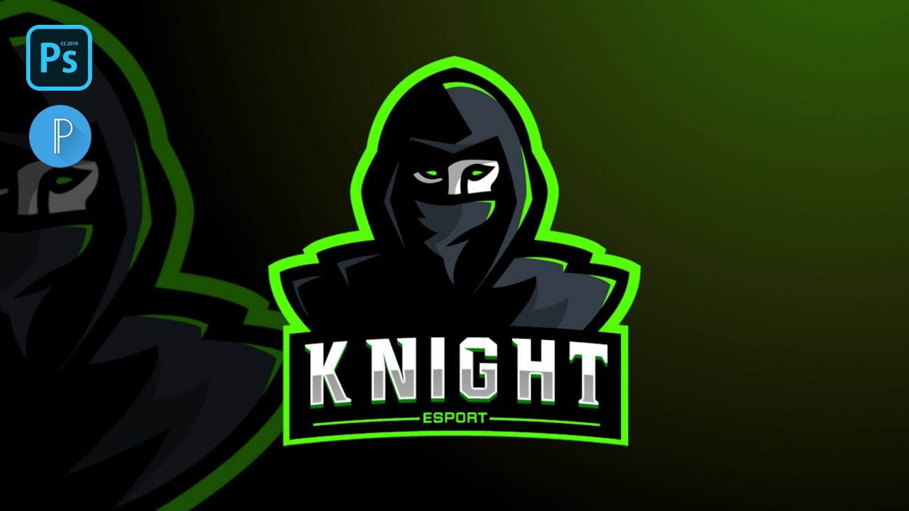 Gaming Logo Tutorial Knight Logo How To Make Gaming Logo In Android Pixellab Warrior Logo Youtube Download 11,000+ royalty free knight logo vector images. gaming logo tutorial knight logo