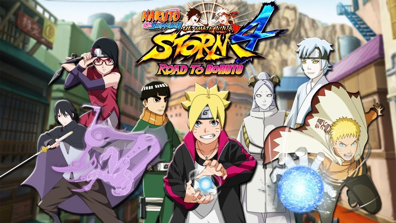 naruto ultimate ninja impact mod storm 4 save data