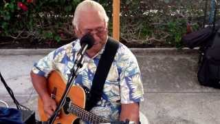 Iaukea Bright: Waikaloa Hawaii Folk Singer:  Hawaiian Wedding Song