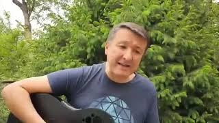 Ильяс Аутов «Я написал бы на Рейхстаге»