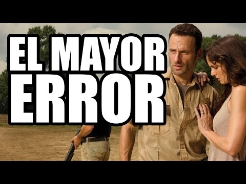 EL MAYOR ERROR DE AMC: DESPEDIR A FRANK DARABONT  The Walking Dead