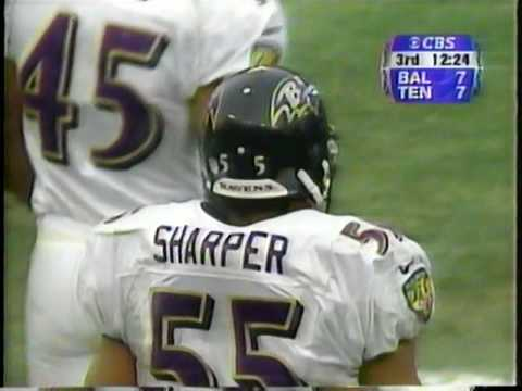 2000 AFC Playoffs Ravens at Titans 1-7-01 (Part 2 of 3)