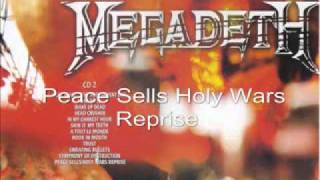 MegadetH -  Peace Sells Holy Wars Reprise (Live Big Four Sofia 2010)
