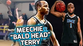 "Meechie ""BALD HEAD"" Terry ATTEMPTED MURDER! Gritty GAME WINNER In Final Seconds! 👴🏾"