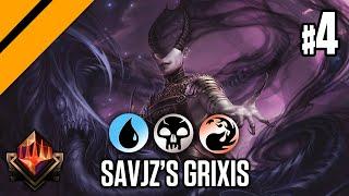 Savjz's Grixis Control   Standard Bo3 & 1   Theros Beyond Death   Mtg Arena