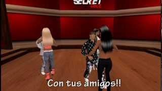 PUEBLO SECRETO -  Fiestas en mundos virtuales [HD]