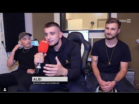 TirolTV   Interview mit Albi und Aton Studio