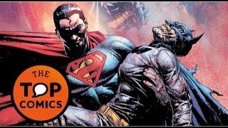 Top 9 muertes violentas en los comics(Muertes hay muchas, pero pocas tan impactantes como éstas. Síguenos en la red: https://www.facebook.com/TheTopComics https://twitter.com/TheTopComics ..., 2015-11-05T19:10:19.000Z)