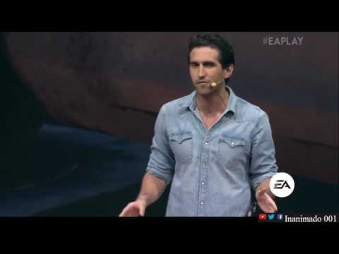 E3 2017  Electronic Arts Presentation  Josef Fares  A Way Out