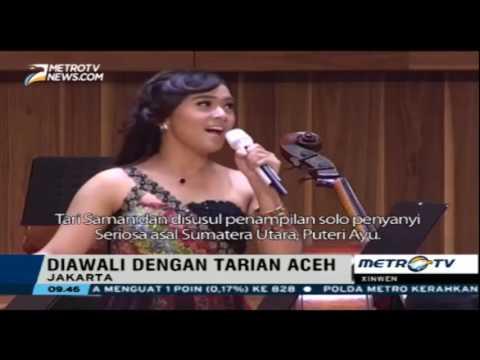 Heboh Penyanyi Indonesia (Putri Ayu) di China Philharmonic Orchestra