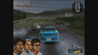 D1 Professional Drift Grand Prix Series 2005 Gameplay