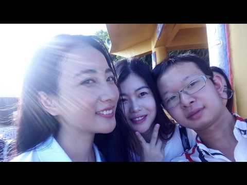 Enping Jiangmen love love company travel colleagues  恩平 江门  保爱公司同事旅行