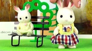 Мультики для детей. Времена года. Весна. Учимся читать. Развивающее видео для малышей.(Мультик для детей про времена года. Весна. Давайте вместе с зайчатами отправимся на природу, послушаем пени..., 2015-05-27T12:32:27.000Z)