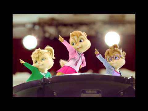 [Chipettes] Rihanna - What Now [HD]