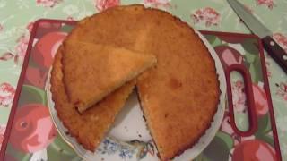Пирог с вареньем в духовке