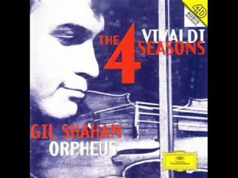 Vivaldi The 4 Seasons Winter Shaham / Orpheus