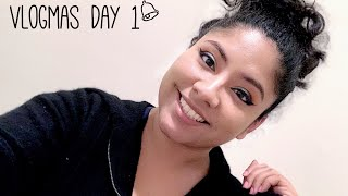 Vlogmas Day 1   What a Mess!