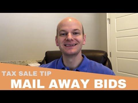 Quick Tip 23: Mail Away Bids