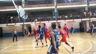 Play Out permanència Copa Catalunya Minguella 89 Enric Prat es fabrica la seva jugada